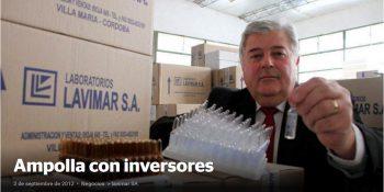 Ampolla con inversores - La Voz del  Interior